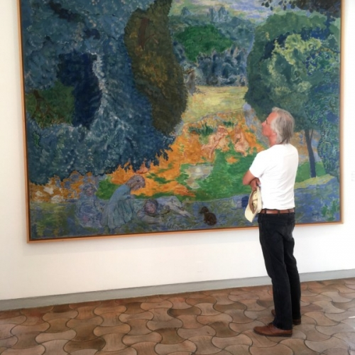 Bonnard at Fondation Maeght, St Paul d Vence